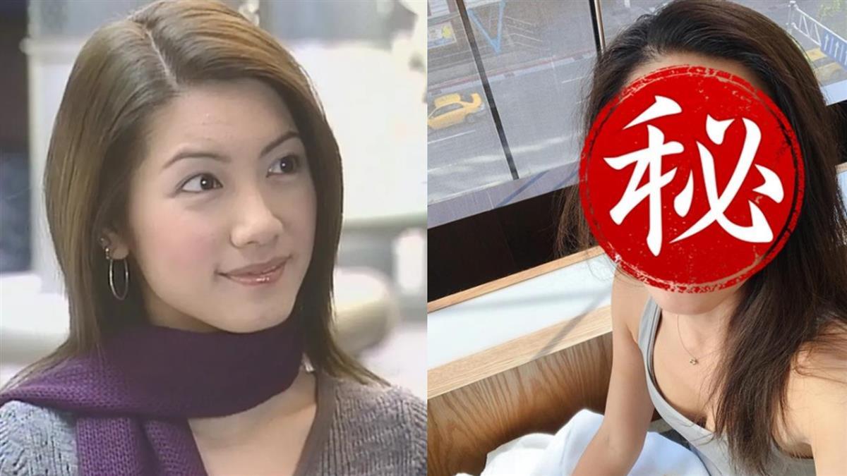 崩壞了?42歲林韋君素顏照瘋傳 粉絲嚇壞:太離譜