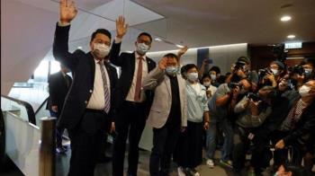香港立法會泛民主派總辭風波:英國「考慮制裁」中港官員