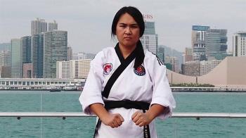 挑戰性別刻板印象的香港跨性別武術家