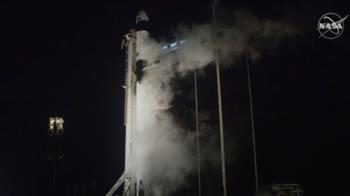 SpaceX飛龍號順利升空 載4人赴太空站