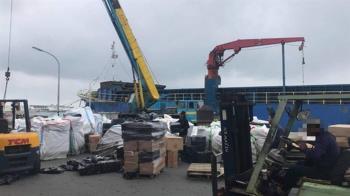 澎湖查扣5億私菸!1萬1158箱佔據碼頭...清點工作需4天
