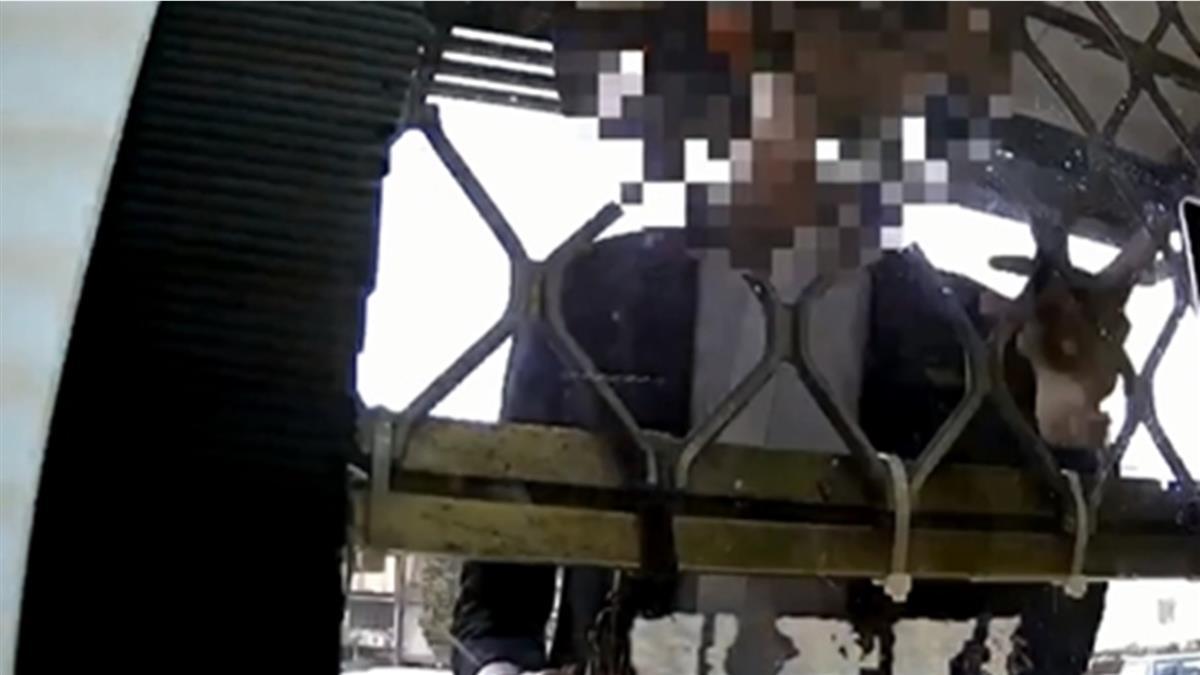 獨 / 證件攻擊!新北男不爽車被拖吊 大鬧領車處下場慘了
