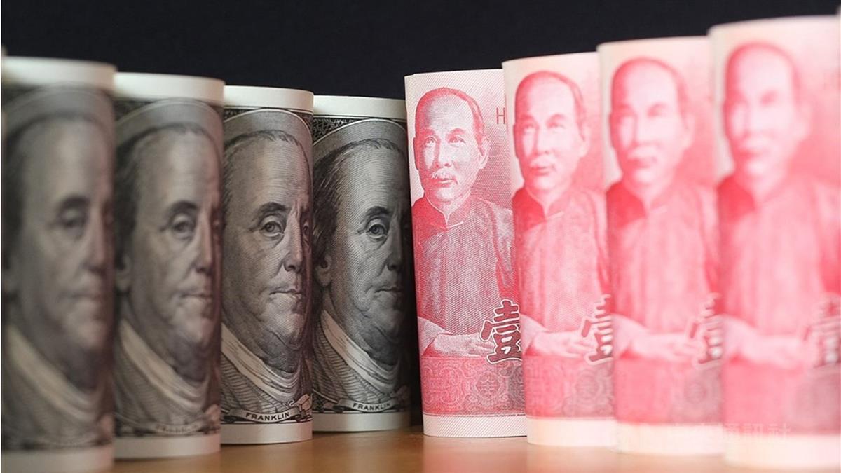 央行激戰熱錢 新台幣帶量收升創9年4個月新高