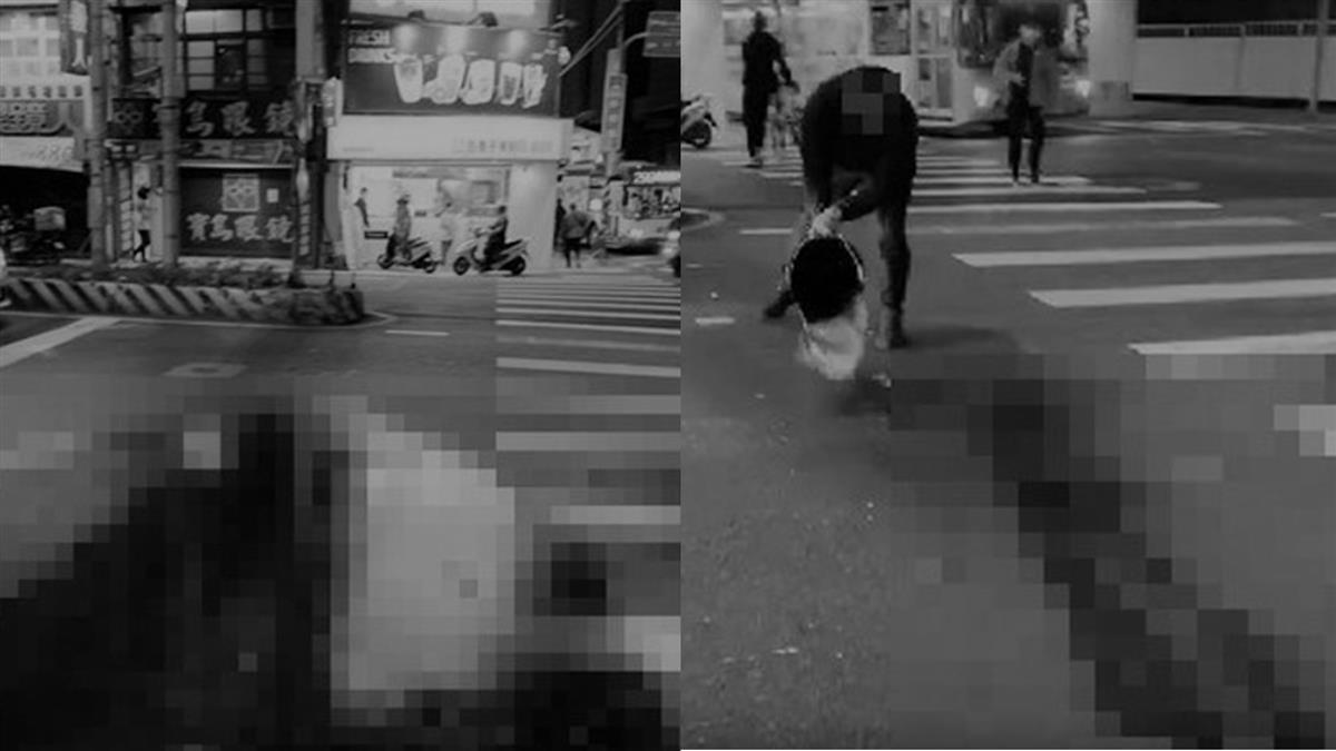 新莊恐怖車禍! 36歲女切車道倒地 遭後車壓過重傷慘死