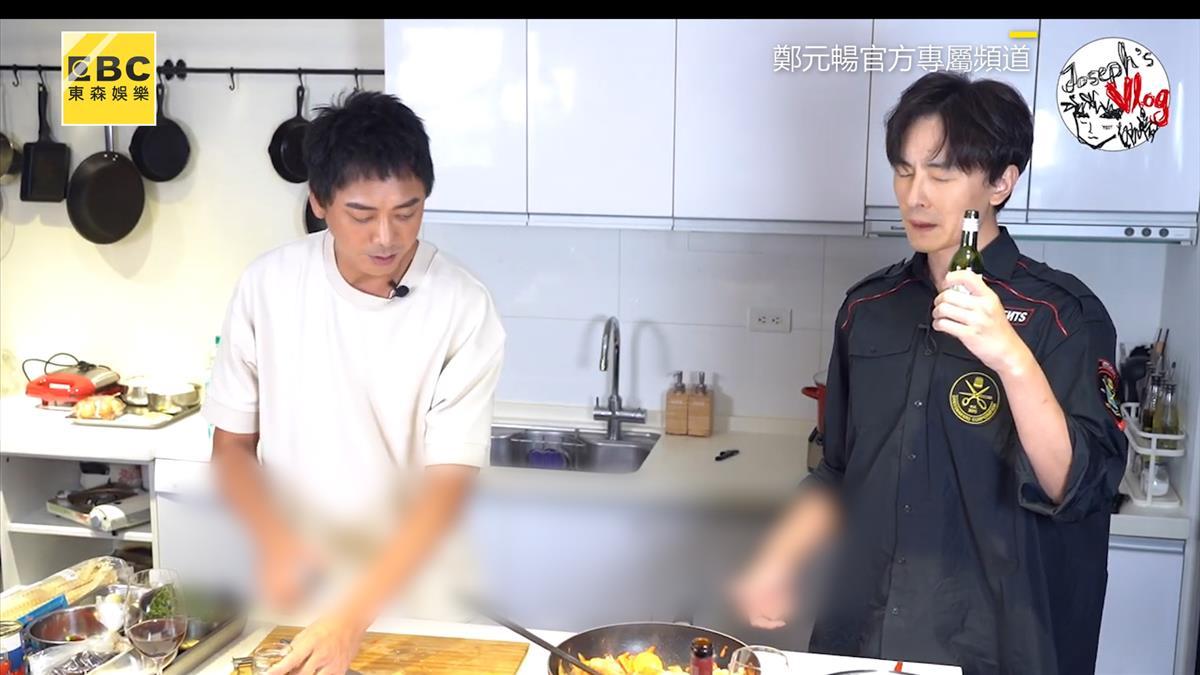 信徒手挖醬不洗菜 見超長食材驚喊:怎麼煮