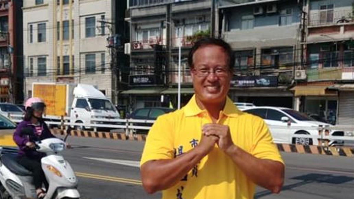 連任4屆基隆市議員楊石城病逝 享年58歲