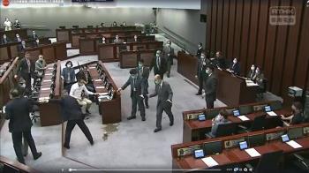 香港前議員朱凱迪等3人被捕 涉干擾國歌法審議