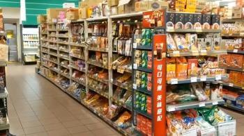 台中連鎖超市驚爆 「料理鼠王」亂竄嚇客人
