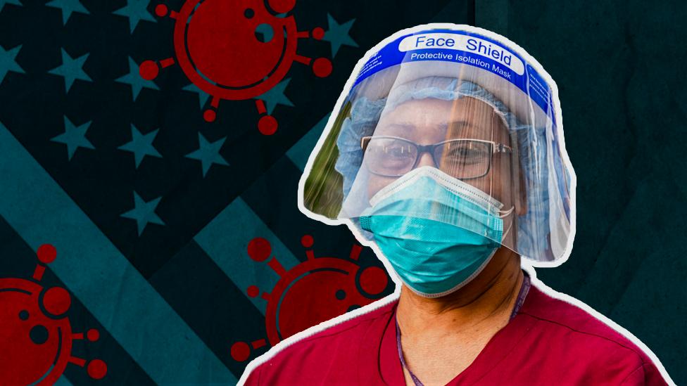 美國面臨漫漫長冬 六張圖看懂新冠疫情再度爆發