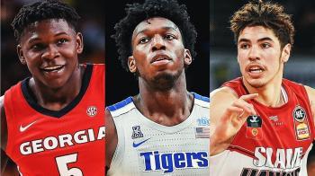 2020年NBA選秀!前三順位揭曉了