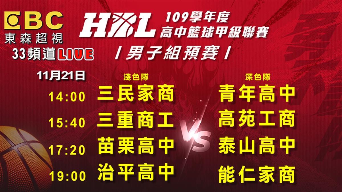 HBL預賽第三天!小蝦米力抗大鯨魚 精彩賽事在東森超視