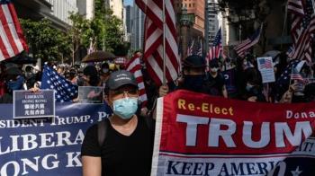 美國大選引爆香港輿論場, 「黃絲」和「藍絲」的憂和愁