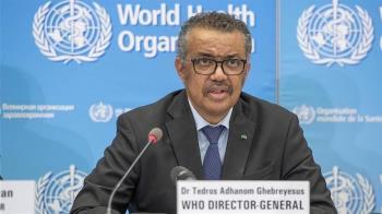 譚德塞否認介入衣索比亞動亂 強調支持和平