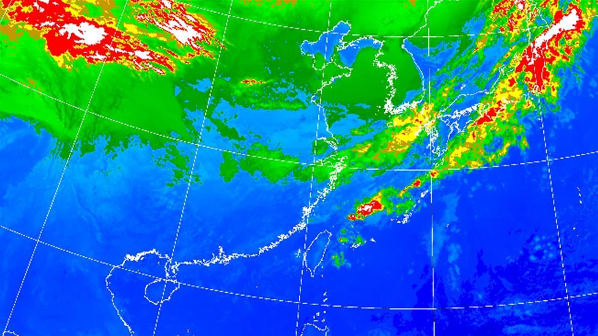 好天氣沒了!鋒面、東北風今報到 低溫狂降連6日有雨