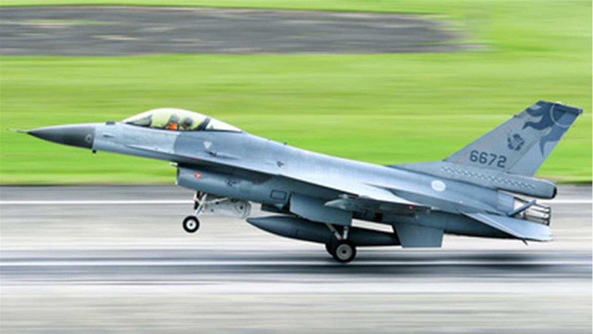 中共網軍造謠F-16飛官投誠! 蘇貞昌:荒謬不人道