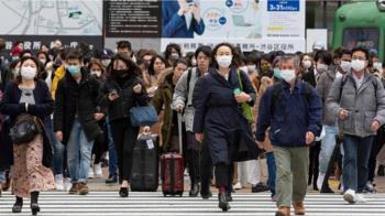 日本新增2414例確診破紀錄!東京急發嚴重警戒
