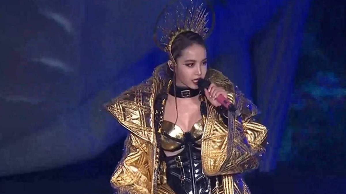 蔡依林高雄嗨唱!化身惡之女王 獻彩蛋唱台語歌
