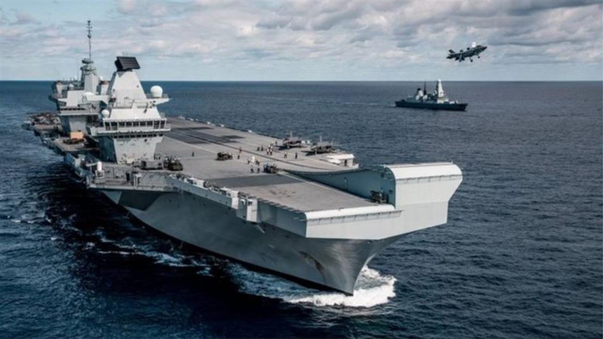 英國大幅增加軍費 建設「歐洲最強海軍」