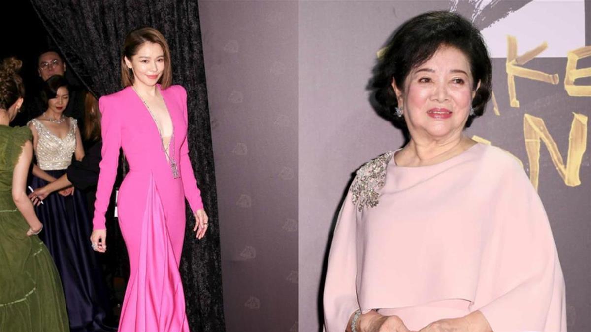 「鑽石之王」增光陳淑芳!網哭:我18歲都沒她81歲這麼美
