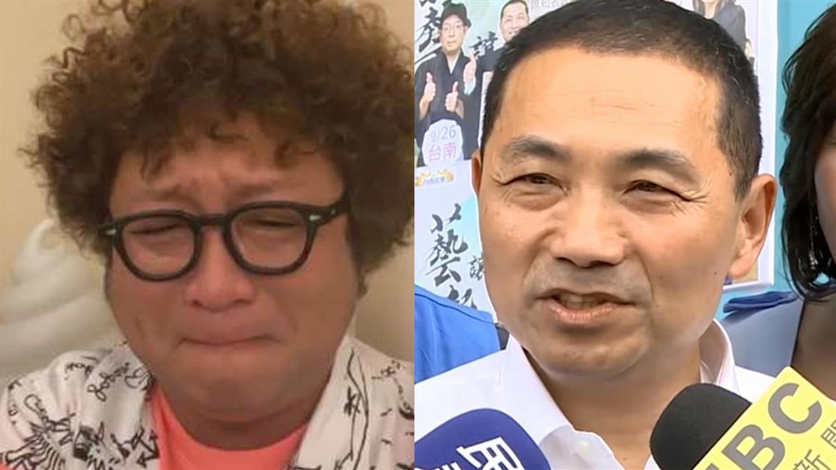 納豆奪金馬最佳男配!「舅舅」侯友宜火速回應令人動容