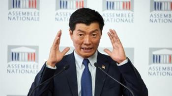 西藏流亡政府首長造訪白宮  60年來頭一遭
