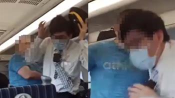 快訊/台鐵普悠瑪爆衝突!男拒補票狂巴列車長頭 遭警帶回