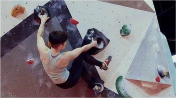 「現在的生活再好不過」——一個殘疾攀岩者的故事