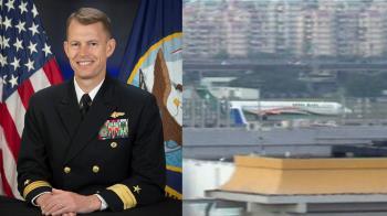 傳美國CIA局長降落松機訪台3天!外交部回應了