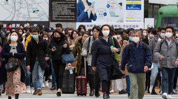 日本大阪新增490例超越東京 創單日新高