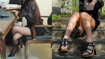 除嬰靈!桃園正妹遭男同事脫褲性侵5次 胸部畫符拍裸照