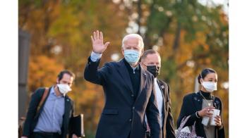 拜登預計入主白宮 就職典禮恐因疫情縮減規模