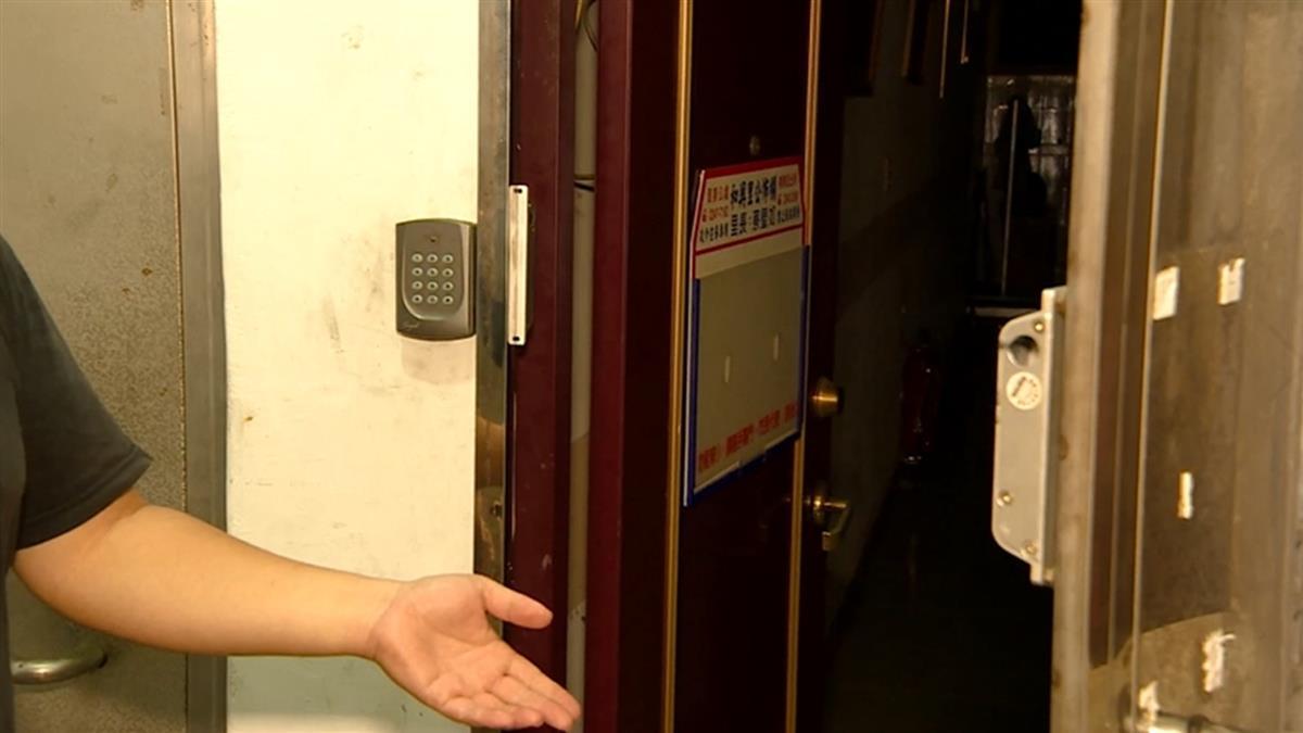 獨/違建套房突斷電!遭控房東反咬:被檢舉才拆房