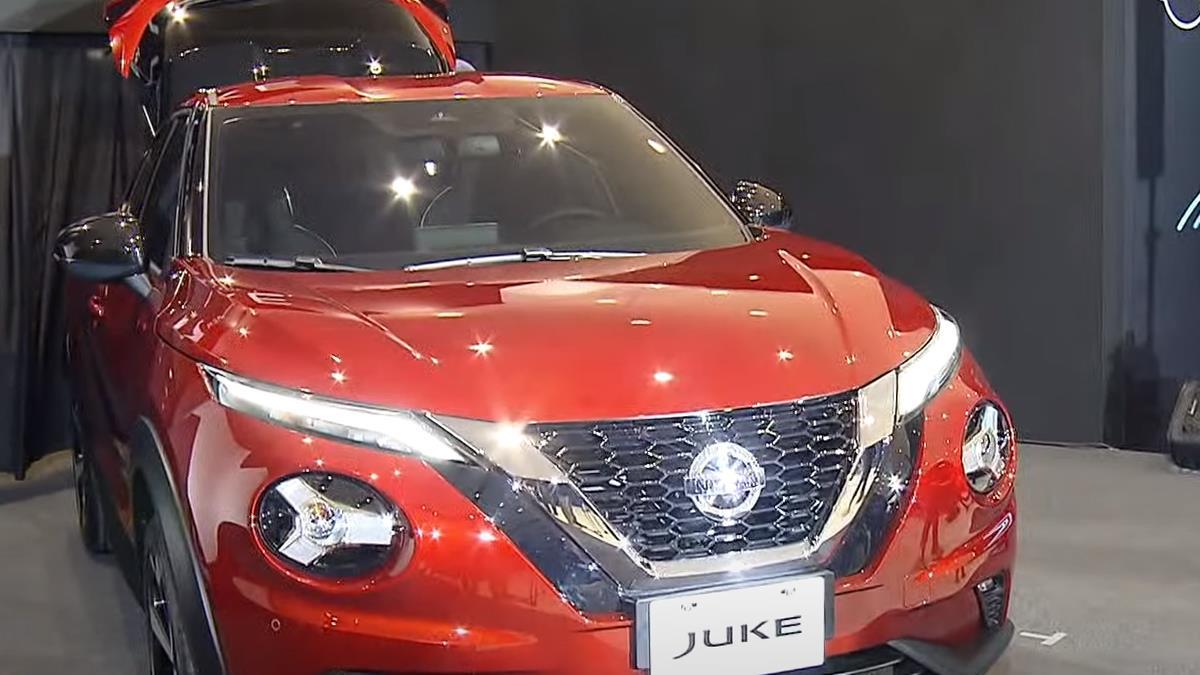 比上一代還便宜!全新Nissan Juke登台