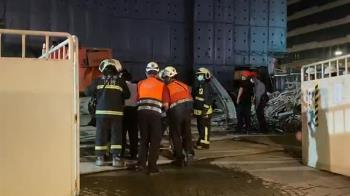 京華城工地坍塌釀1死 工安負責人及主任獲緩起訴