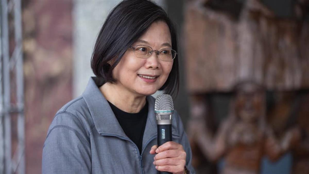 美議員籲邀蔡總統訪華府  亞太自由婦女協會致謝