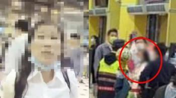 台南「蘇大媽」北漂!大鬧台北轉運站 遭警帶回繼續歡