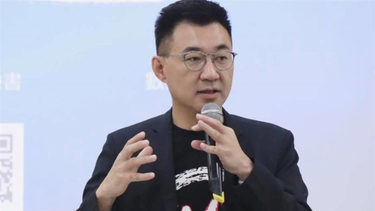 江啟臣向總統下萊豬辯論戰帖  府:回歸立院討論