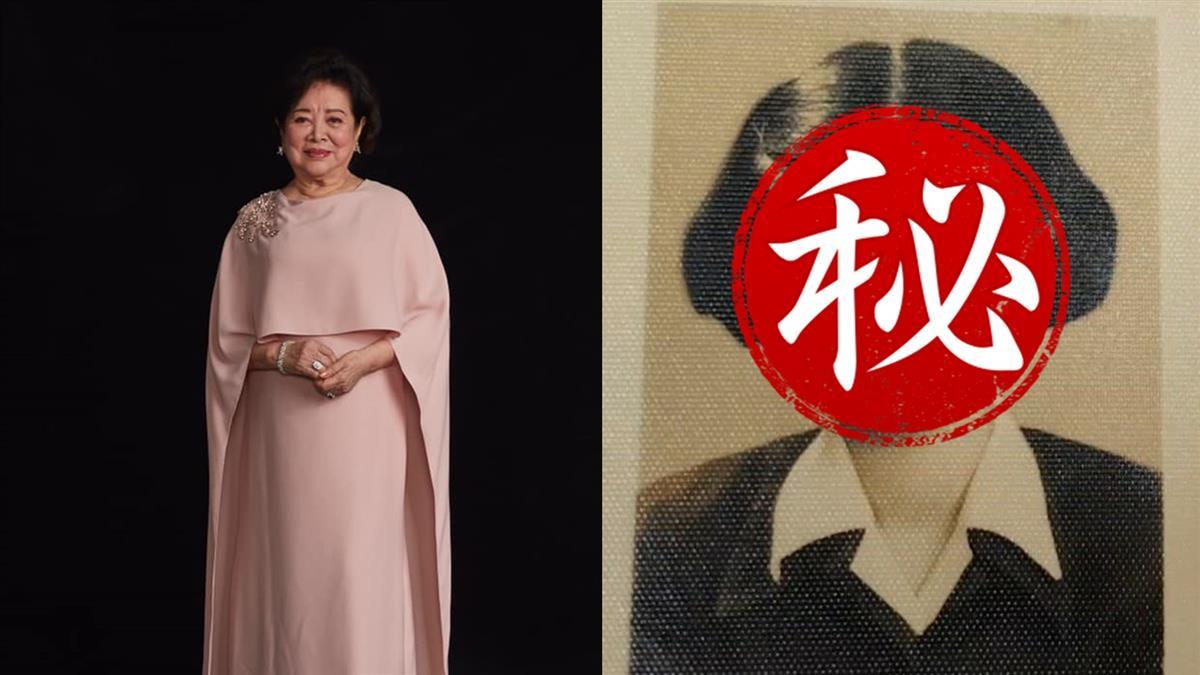 陳淑芳初中照曝光 同學憶當年:她漂亮又活潑