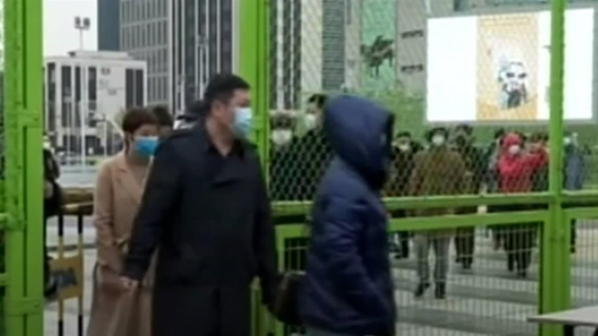 上海浦東機場完成全員檢測  新增本土確診1例