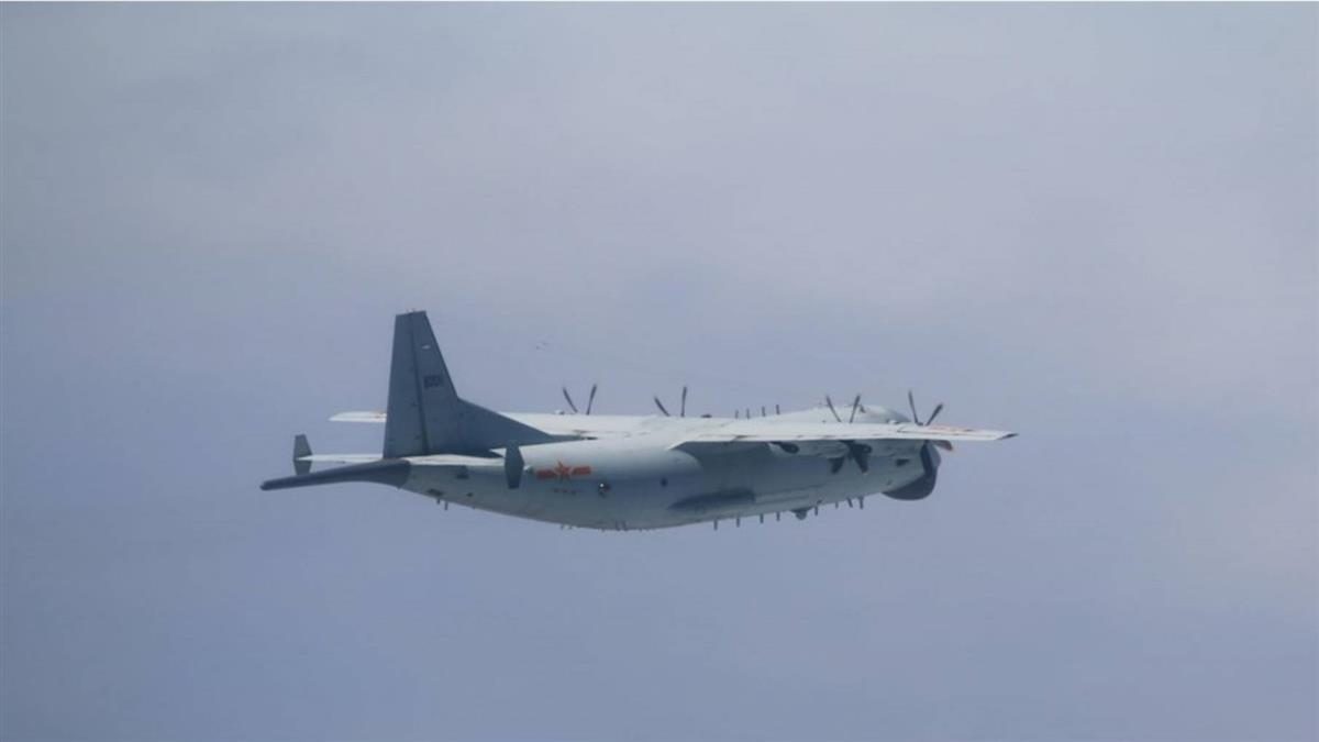 共軍2架慢速機擾台 空軍防空飛彈追監