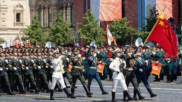 中俄反導早期預警合作 化解美國第一次核打擊威懾