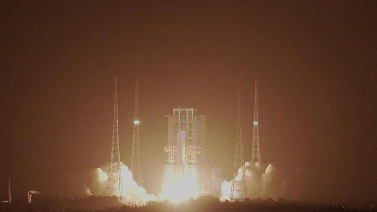 嫦娥五號:中國大陸開啟首次月球採樣返回之旅