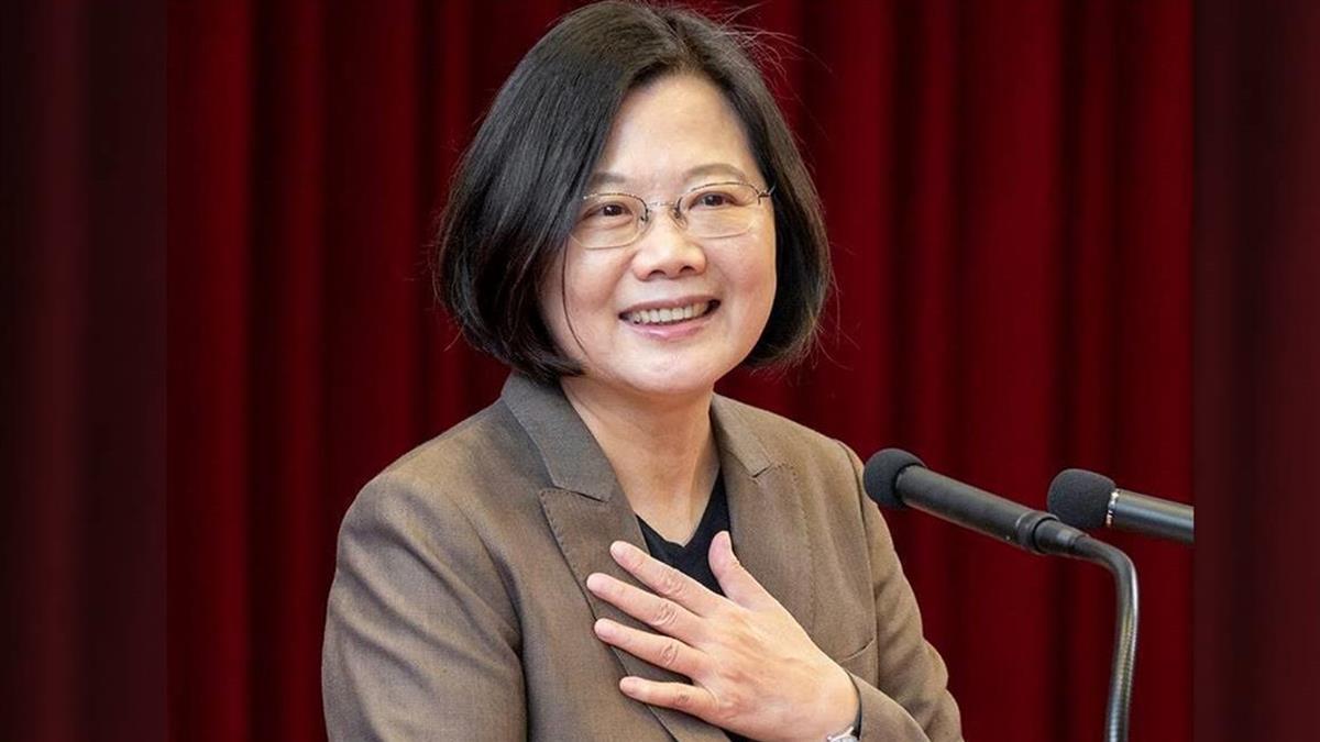 蔡英文舉2018年教訓 促黨公職掌握民意澄清假訊息