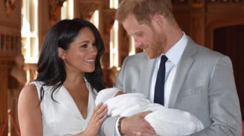 寶寶健康落空!哈利王子妃梅根痛失小孩 崩潰痛坐地上