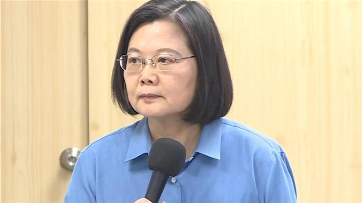 藍:蔡總統逃避辯論 凸顯對開放萊豬心虛