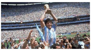 60歲阿根廷球王馬拉度納突然猝死!律師揭死因