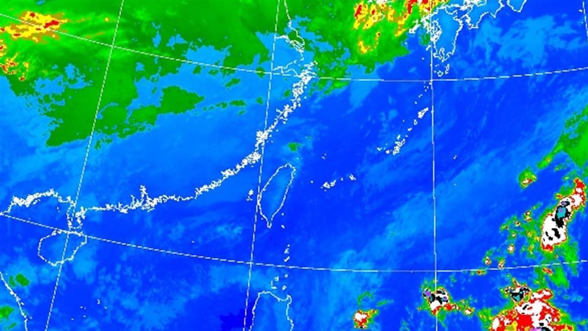 北台灣明變天!有感冷空氣報到 這4區連下6天雨