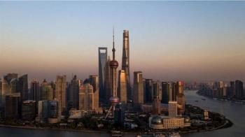 新冠疫情阻礙國際交通 上海成為全球最繁忙航空城市