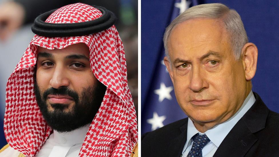 以色列沙特的「秘密外交」對中東百年大變局的影響