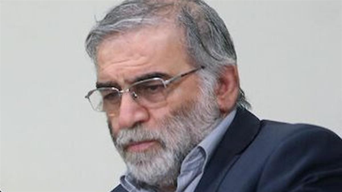 伊朗科學家遇刺身亡 地位等同核武之父